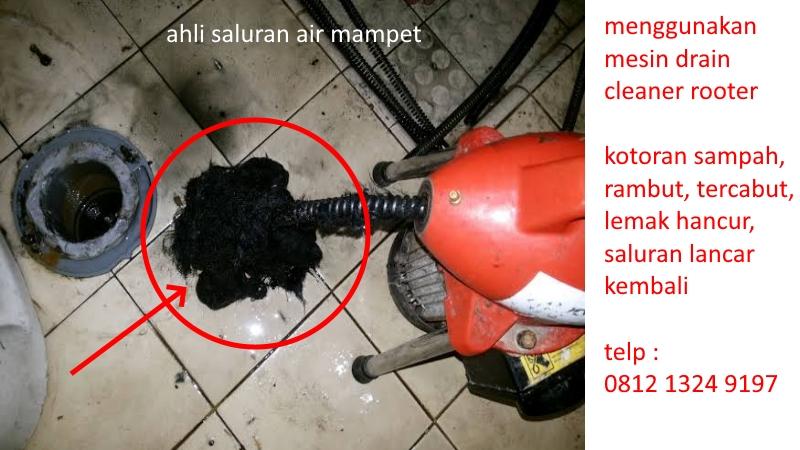 Jasa air mampet Medan Kota kota medan telp 081213249197 081213249197